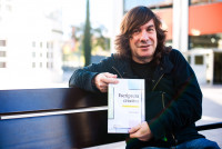 Víctor Sunyol, poeta i autor d'Escriptura creativa ©EUMO - SAV UVic