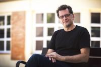 Jordi Sancho, autor de Com escriure i presentar el millor treball acadèmic ©EUMO - SAV UVic