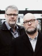 Michael Hjorth y Hans Rosenfeldt