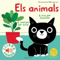 Els animals. El meu primer llibre de sons