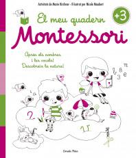 El meu quadern Montessori +3