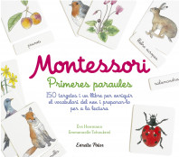 Montessori. Primeres paraules