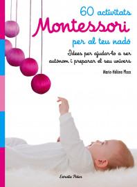 60 activitats Montessori per al teu nadó