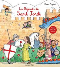 La llegenda de Sant Jordi. Amb olor