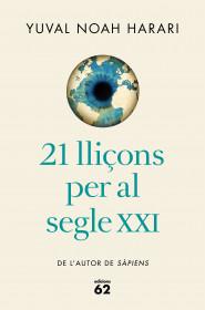 21 lliçons per al segle XXI (edició rústica)