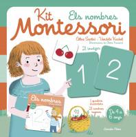 Kit Montessori. Els nombres