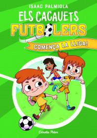 Els Cacauets Futbolers 1. Comença la Lliga!