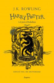 Harry Potter i el pres d'Azkaban (Hufflepuff)