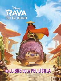 Raya i l'últim drac. El llibre de la pel·lícula