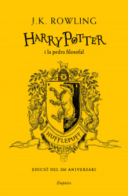 Harry Potter i la pedra filosofal (Hufflepuff) TD