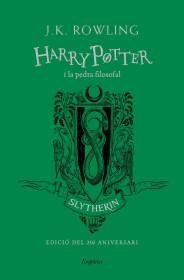 Harry Potter i la pedra filosofal (Slytherin) TD