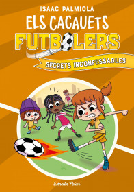 Cacauets Futbolers 3. Secrets inconfessables