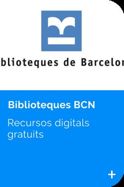 Biblioteques BCN LITERATURA