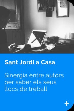 Sant Jordi a Casa LITERATURA