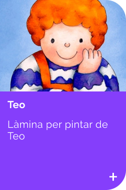 Làmines TEO INFANTIL