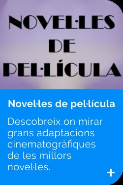 Novel·les de pel·lícula LITERATURA