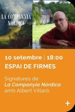 Signatures La Companyia Nòrdica