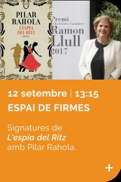 Signatures L'espia del Ritz