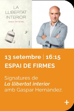 Signatures La llibertat interior