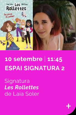 Signatura Les Rollettes